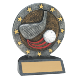 Small All Star Golf Resin