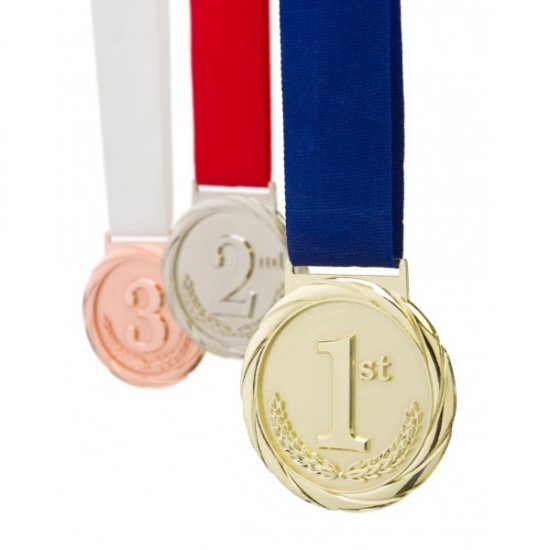 "3.25"" Olympic Medals"