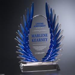 Valor Crystal Award